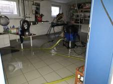 Wasserschaden Wohnhaus