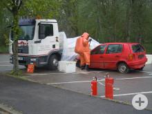 Bild Unfall Auto